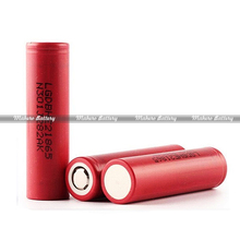 Authentic ltihium battery lgabhe21865 battery 20a 2500mah electric car battery18650 he2