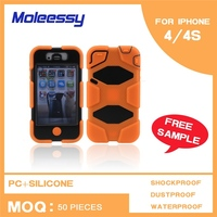 Wholesale Cheap Price for iphone 4s waterproof case