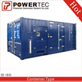 AC Three Phase Diesel Generator Price 600kw to 2400kw Install in Container