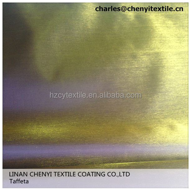 100% polyester fabric polyester taffeta fabric denier polyester fabric