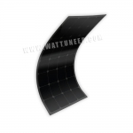 MX FLEX Solar Panel Full Black 100Wp