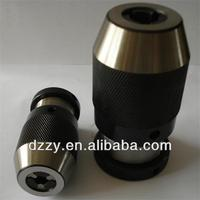 0.05mm accuracy keyless drill chuck