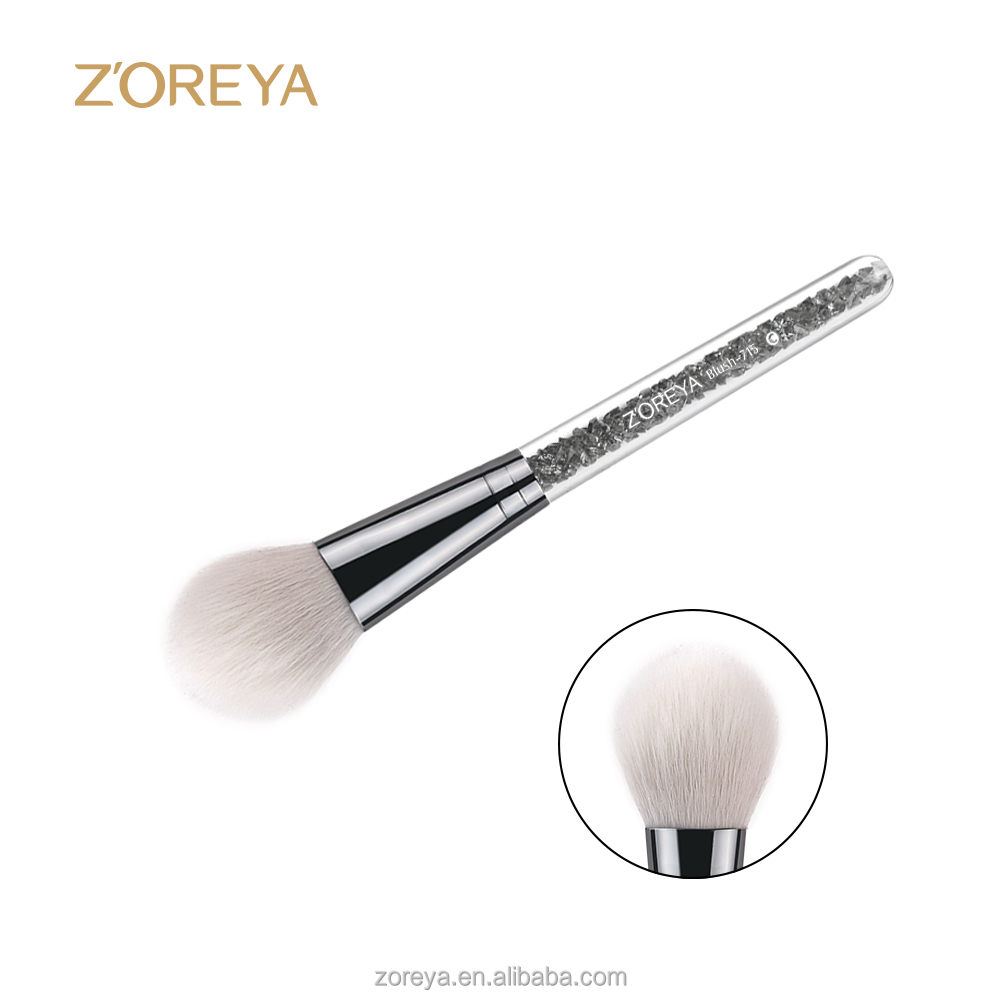 Free samples cosmetic brushes manufacturer Highly end Wool hair brush makeup custom made makeup brushes