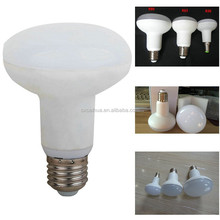 innovative products E27 12w R80 Reflector led bulb price with Heat conductive PC house in cool white,