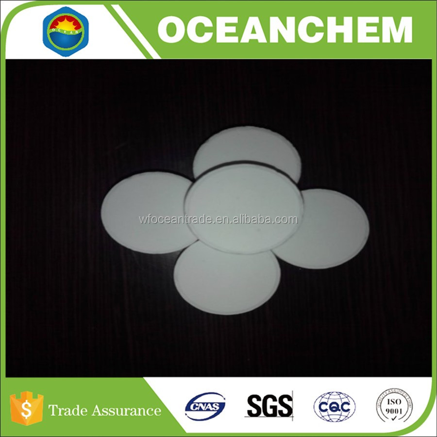 tcca 90% chlorine tablets Hot sell in Korea