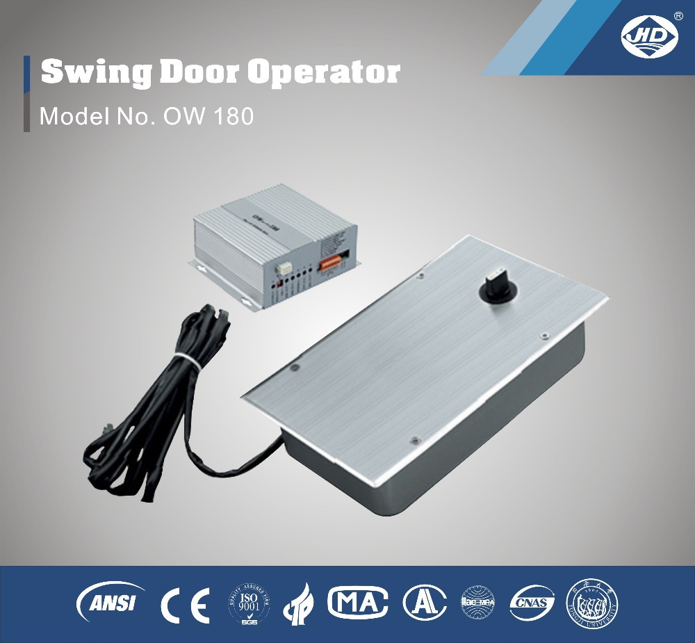 OW-150 one side open electric door opener automatic swing door controller