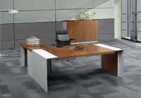 Tok best sell competitive price OEM factory green certification custom made executive office manager table furniture