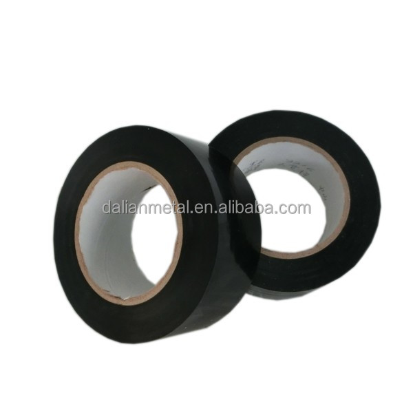 Alibaba China market waterproof PVC black tape