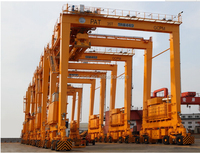 container straddle carrier gantry crane made in China