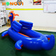 Inflatable Water Cartoon Toy Blue Inflatable Floating Dragon Pool Adult Child Leisure Toy
