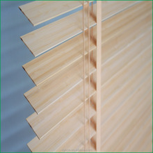 Bamboo Slats for Venetian Blinds, Bamboo blind component