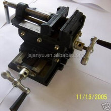 Manual Cross Slide Vise Drill Press Bench Vise