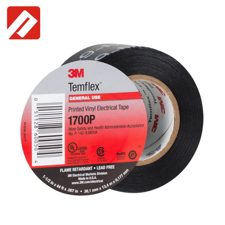HOT ! 3M PVC Electric Insulation Tape for wire harness wrapping