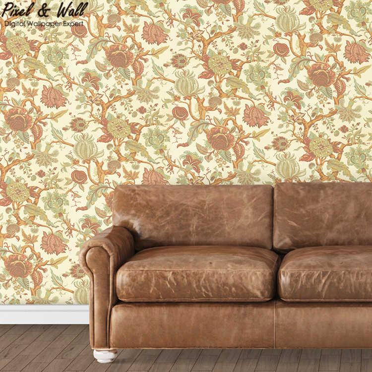 Wholesale classic flower wallpaper - Online Buy Best classic flower ...