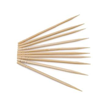 Lowest price bamboo toothpicks in china