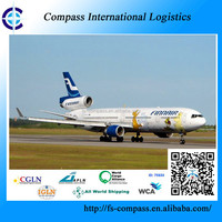 Professional air freight shipping from China to DURHAM TEES VALLEY AIRPORT UK logistics company