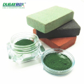 Green Pigment Iron Oxide for Concrete Cement Brick