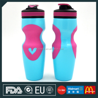 sport Water bottle with heart shape, perfect for promotional gift, water bottle with full of love