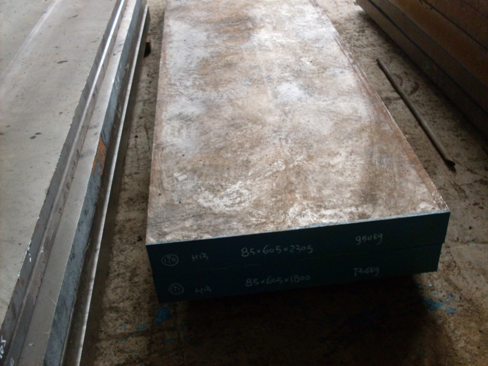 Din1.2344 Forged Flat Bar tool steel price