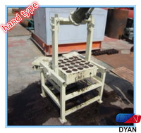 manual hand type press hand briquette presser saving energy