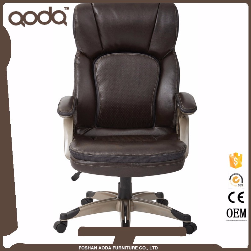 FACTORY PRICE MODERN MIDDLE BACK FOLDED CHEAP LEATHER OFFICE CHAIR