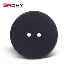 Tamper Proof NFC RFID Button Clothes Laundry Tag