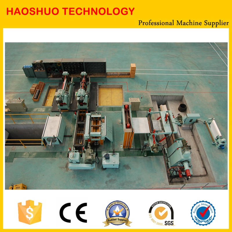 metal steel plate shearing slitting machine for sale