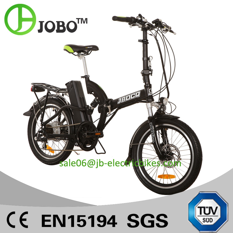 20 Inch China Hot Sale Folding Bike Electric City Bike 8 Fun Motor