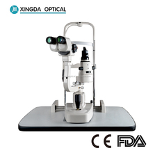 CE approved optical instrument portable slit lamp