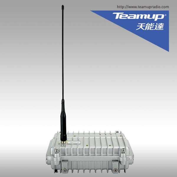 Teamup TR50 10W Reliable UHF Radio Mini Repeater with Internal Duplexer