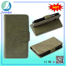 New arrival promotion flip cover wallet leather case for sony xperia acro s