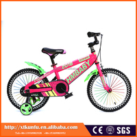 Popular 2016 hot sell children trike bike