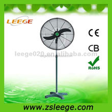 FS-650A pedestal metal blade cooled big fans for industrial