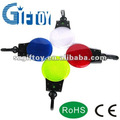 GT-094 ABS safety bicycle flashlight decorative warning mini flat led light