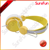 2013 popular foldable and high quality studio headphones