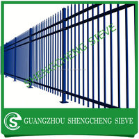 New Style Modern Garden Fence And Gates Europe Wrought Iron Fence