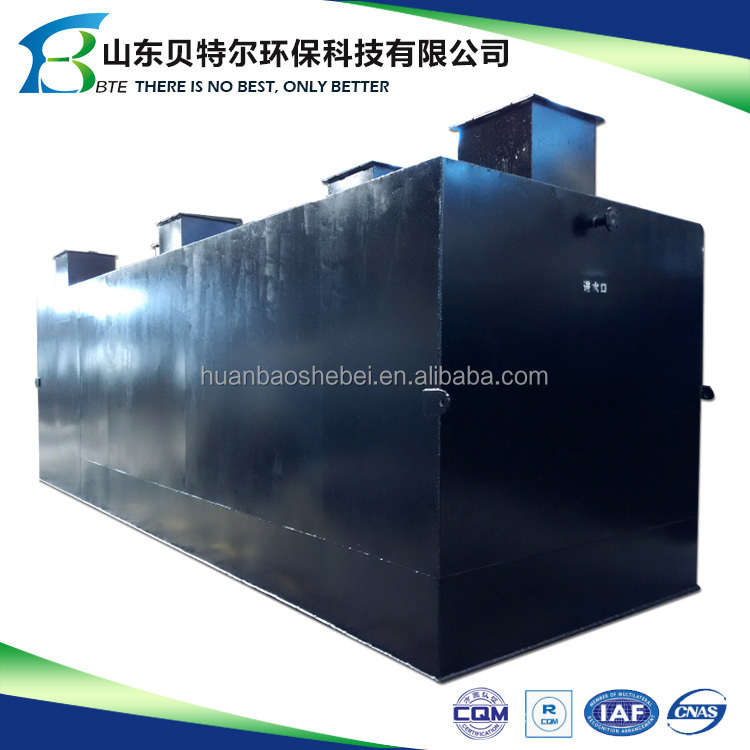 Waste Water Treatment System for Sewage Treatment Plant