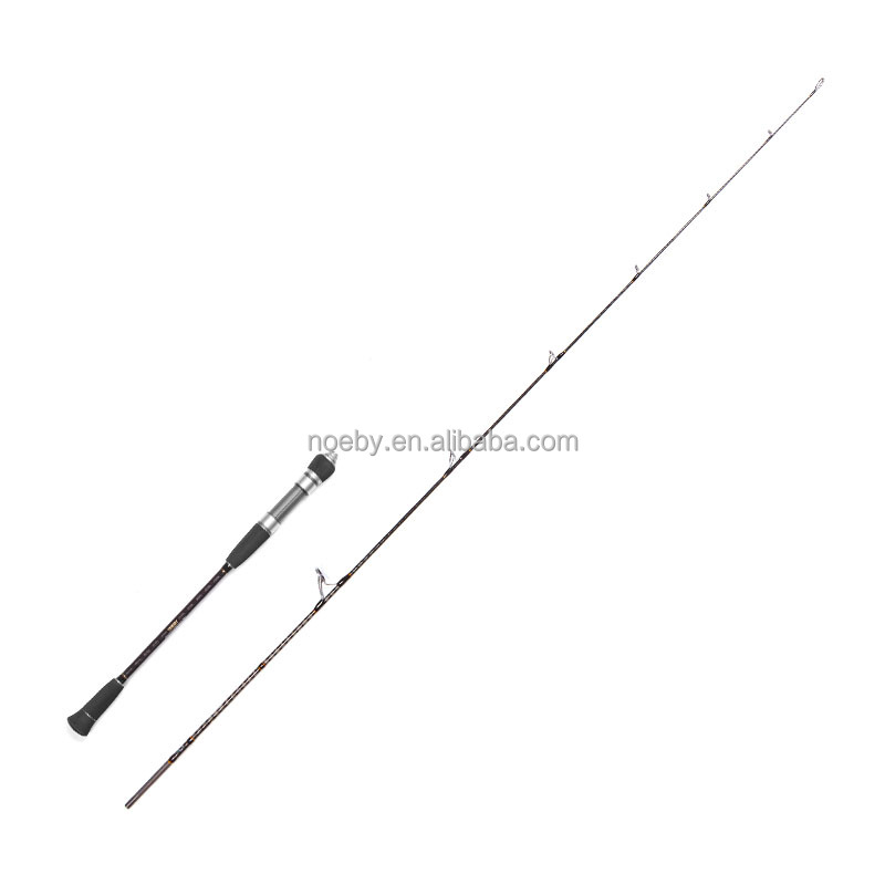 NOEBY Nonsuch Series Slow Jigging Rod with Fuji <strong>O</strong> Guides