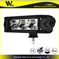 Factory direct offer 6'' 15W cheap led light bars for 4X4 Offroad agriculture mining with CE ROHS IP68 3 years warranty