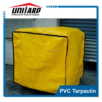 Tear-Resistant,Waterproof,Flame Retardant and customized size PVC Pallet Cover