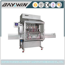 China Manufacture Cheese Sauce Bottle Filler Equipment