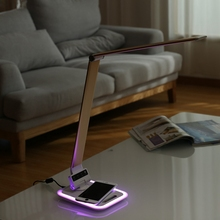 Popular best price modern rechargeable touch wireless led light night reading lamp