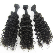 2015 Hotselling!!! Thick Ends 5A 6A 7A Unprocessed Virgin Peruvian Jerry Curl Hair Weave