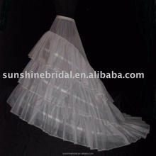2016 Fashion Hot Sale Cheap Petticoat for wedding dress