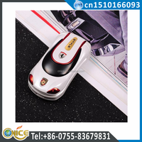Factory newest design phone CDMA car shaped mobile phone