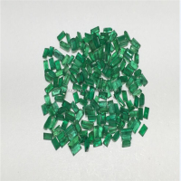 2x4 natural untreated emerald afghanistan, emerald price per carat