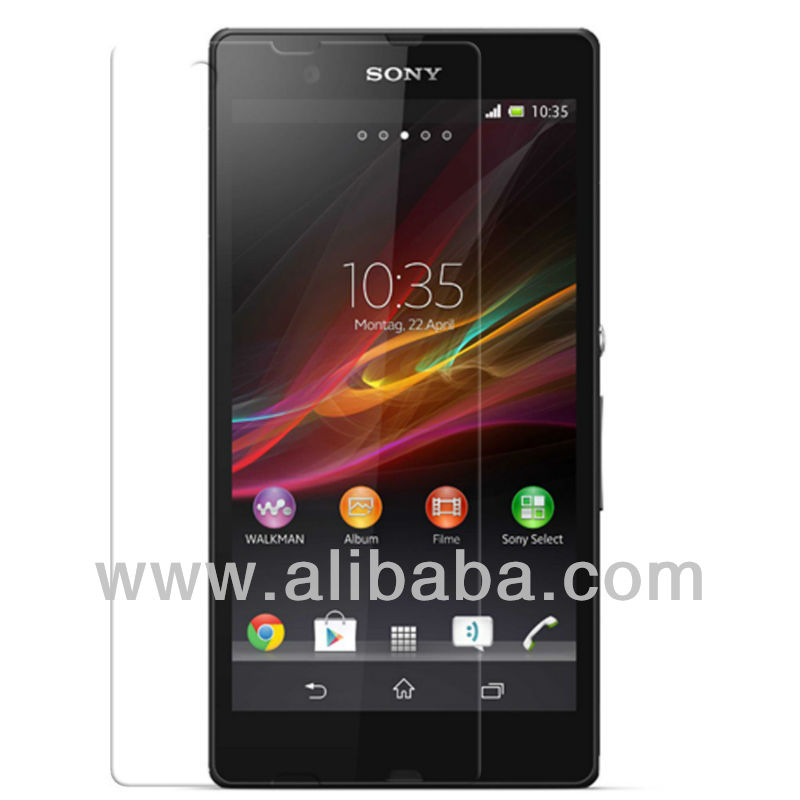Ultra Clear Screen Protector for SONY XPERIA Z L36i