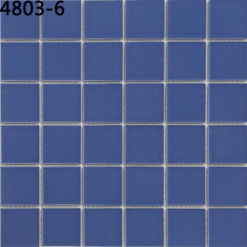 Factory sales 48*48mm ceramic mosaic china mosaic tiles