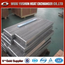 Bar and Plate Water turbo wholesale intercooler core