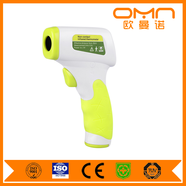 Milk and bath temperature measurement infrared non contact thermometer for baby home use